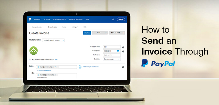 Invoicing App Archives - How to send an invoice on paypal app